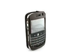 LeatherSkin for Blackberry Bold 9000
