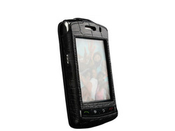 LeatherSkin for Blackberry Storm 9500